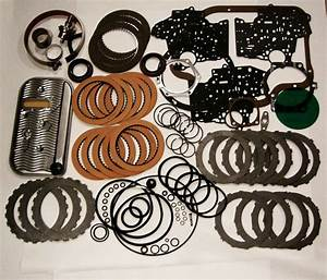 Th400 Rebuild Kit W   Band Filter Frictions Steels 1967