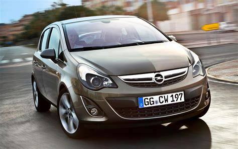 opel car test drive the car opel corsa wallpapers and images