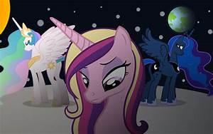 Princess Celestia Luna And Cadance 456626 - WallDevil