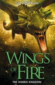 Wings Of Fire  3  The Hidden Kingdom