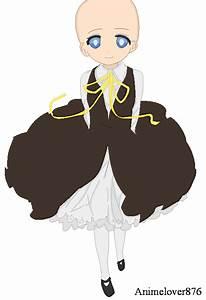 Dress .:Base:. by animelover876 on DeviantArt