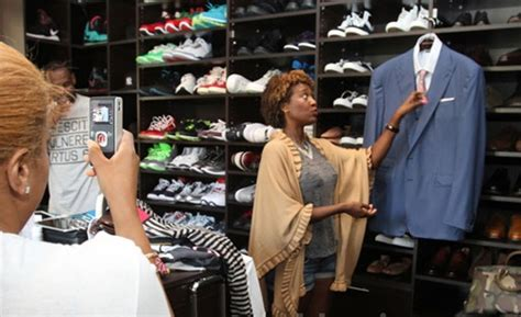 Lebron Shoe Closet by Shoe Closets Shoeholics Club