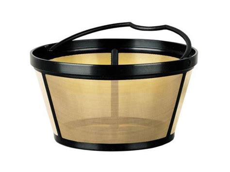 Find many great new & used options and get the best deals for mr coffee filter basket replacement part espresso machine ecm10 at the best online prices at ebay! MR. COFFEE GTF2-1 Gold Basket Permanent Gold Filter - Newegg.com