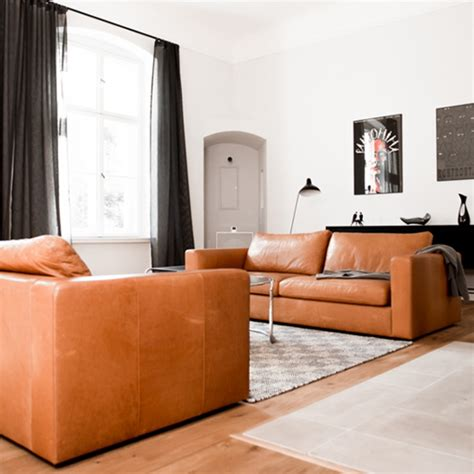 Tufted Sofa And Loveseat by Top 5 Tan Leather Sofas