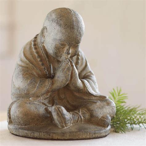 Namaste Monk   Home Décor   VivaTerra