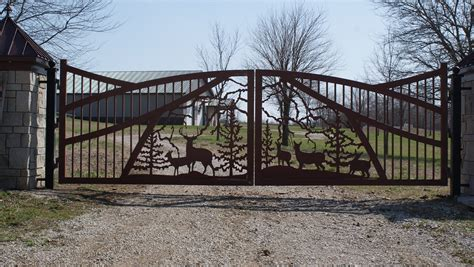 images for gates driveway gate brinkoetter s iron works