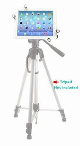 Roll Chart Holder Mount G7 Pro Metal Ipad Universal Tablet Tripod Mount Holder