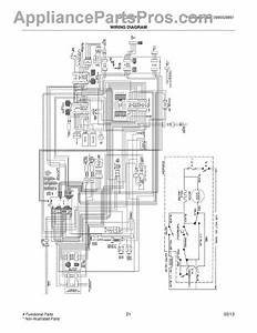 Parts For Frigidaire Fghc2331pf0  Wiring Diagram Parts