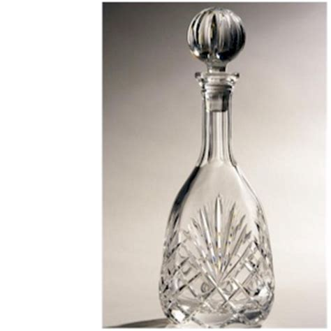 where to get glass cut cut majestic wine decanter 1723