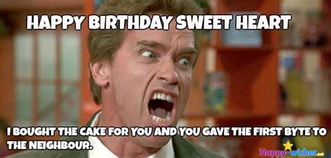 Happy Birthday Wife Meme - 50 best happy birthday memes happy wishes