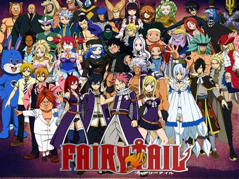 top  favorite fairy tail characters anime amino