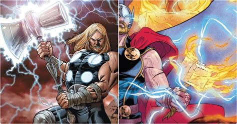 Thor: 5 Ways Ultimate Mjolnir Is More Powerful Than The ...