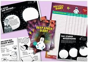 Deep Space Diary Class Pack  30 Students