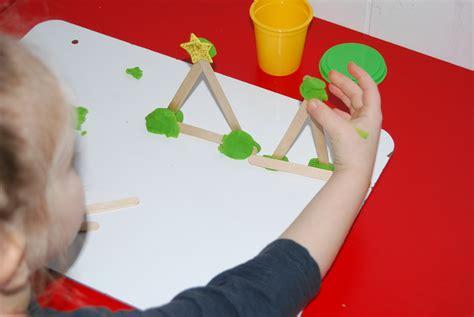 winter stem activity for preschool evergreen tree 165 | STEM Christmas Tree Building Challenge for Preschool