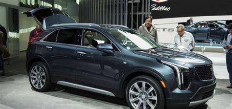 Cadillac Xt4 Vs Xt5 Exterior, Interior, Cargo, Towing