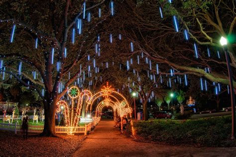 christmas lights coulon park these are the top 10 towns in florida 2016