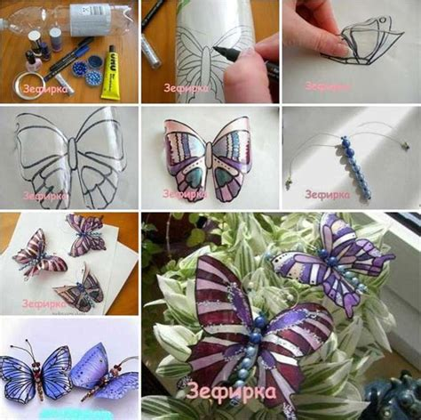 diy upcycled plastic water bottle crafts