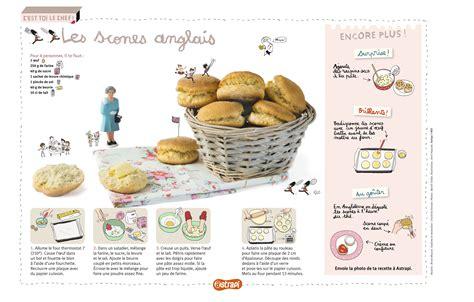 recette cuisine en anglais les scones anglais recette pour les enfants à base de