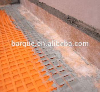tile flooring underlayment membrane uncoupling membrane used for waterproof flooring underlayment underlay for ceramic floor tile