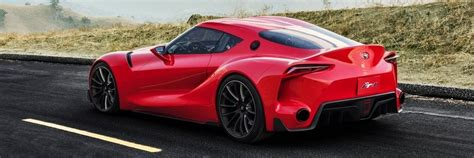 2019 Toyota Supra Preview