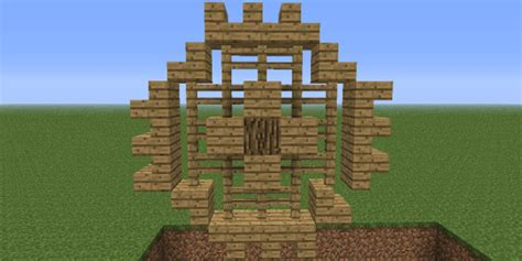 Minecraft Boat Wheel by How To Build A Watermill In Minecraft Minecraft Guides