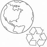Earth Coloring Pages Planet Recycling Drawing Printable Bigactivities Recycle Escape Getdrawings Bestcoloringpagesforkids Comments sketch template