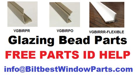 vinyl window snap  bead home window glazing repair
