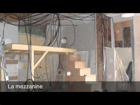 comment faire une chambre high création d 39 une mezzanine