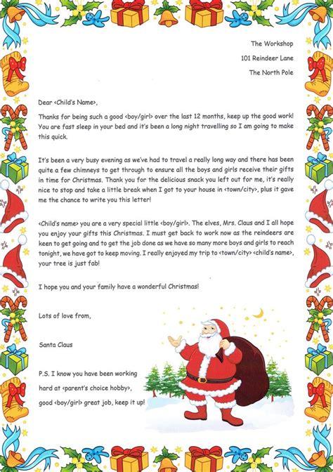 christmas letter from santa santa morning the letter 20847 | CCI01092016 0007 1024x1024