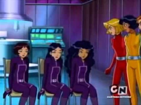 totally spies season  totally busted part youtube