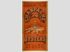 Champagne and Oysters 1878