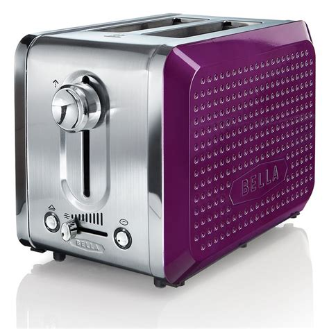 purple toaster oven 24 99 dots 2 slice toaster purple appliances