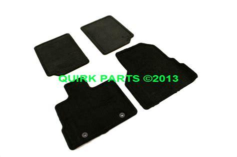 Chevy Equinox Floor Mats 2013 by 2012 2013 Chevy Equinox Gmc Terrain Floor Mats Oem Brand