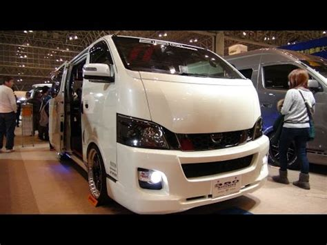 nissan urvan modified download youtube to mp3 nissan urvan nv350 review 18seater