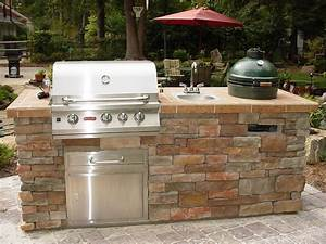Outdoor Kitchens - Labor Tech Landscaping St Louis