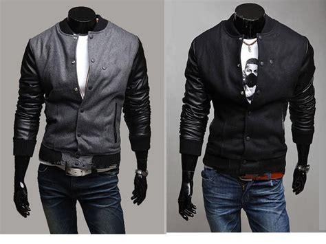 Brand Men Jackets Winter Men Jackets Baseball Jackets Men