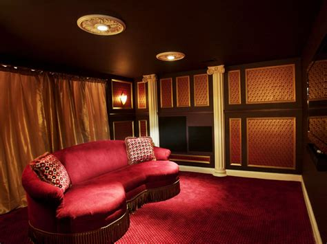 Interior Design Ideas For Home Theater by Basement Home Theater Ideas Pictures Options Expert