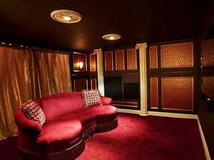 Basement Home Theater Ideas  Pictures  Options  U0026 Expert Tips