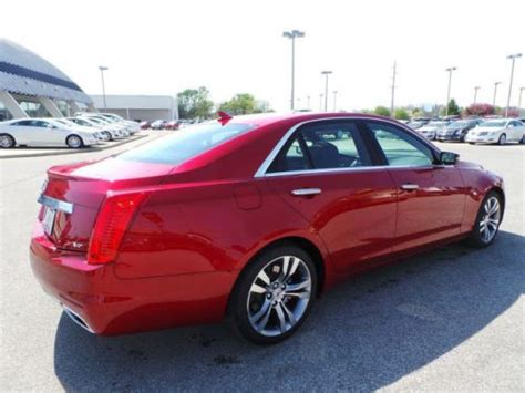 Purchase New 2014 Cadillac Cts 3.6l Twin Turbo Vsport