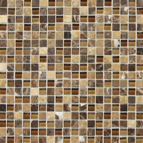 Home Depot Wall Tile Class by Daltile Radiance Butternut Emperador 12 In X 12 In