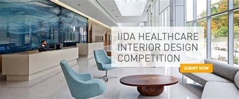 interior design competition call for entries 5th annual iida healthcare interior