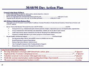 example global sales marketing business plan With sales manager action plan template