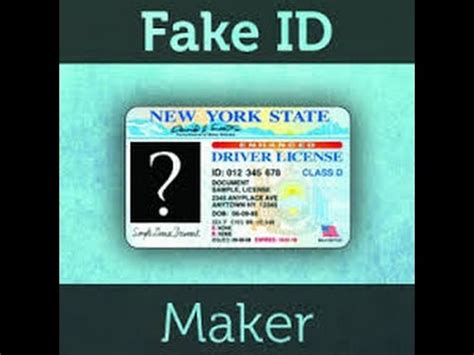 How To Make Fake Id Card Using Android (fake Id Generator
