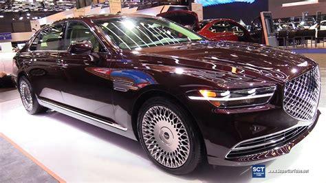 Hyundai Genesis G90 2020 by 2020 Genesis Models Genesis Review Release Raiacars
