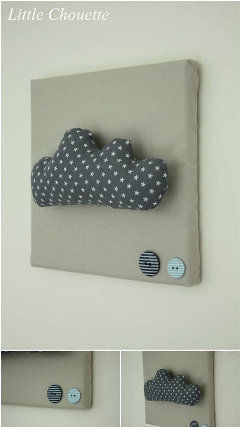 diy chambre bébé cadres diy avec petit nuage chambre bébé décoration