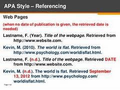 Introduction To Citations And Referencing APA Quick Guide WSU Libraries Citing Sources Image Search And Quotes On Pinterest Apa Format Citation Obfuscata