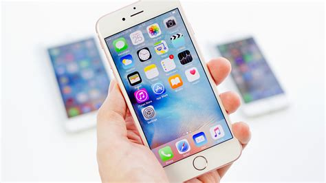 iphone 6s reviews iphone 6s review 3d touch will change how you use your