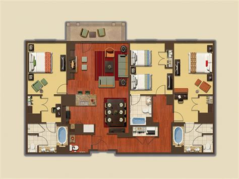 small house 3 bedrooms