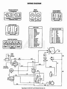 Troy Bilt 13035 13hp Gear Drive Tractor  S  N 130350100101  Parts Diagram For Wiring Diagram