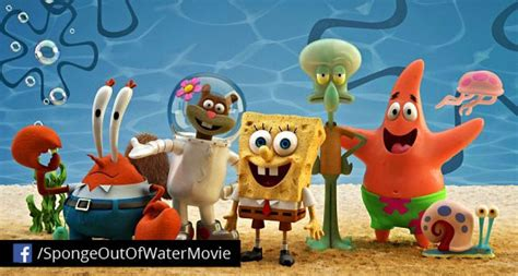 Start your search now and free your phone. Spongebob: Sponge Out Of Water' Image List (With images) | All spongebob characters, Spongebob ...